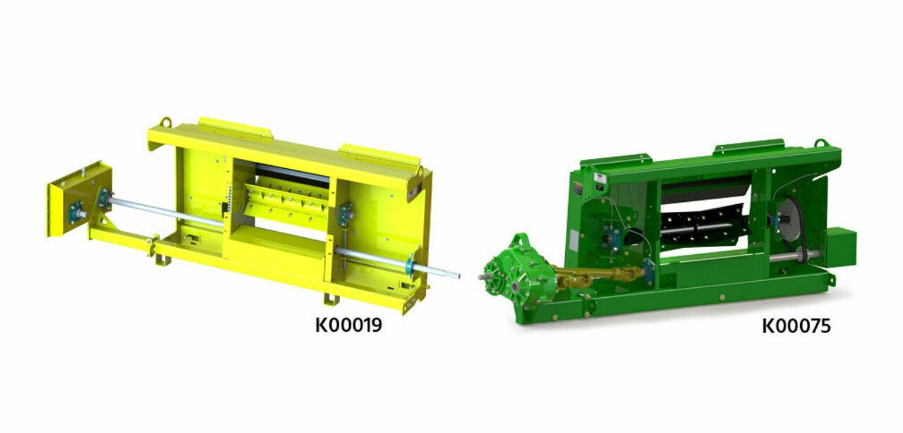 K00019 K00075 Header Adapters