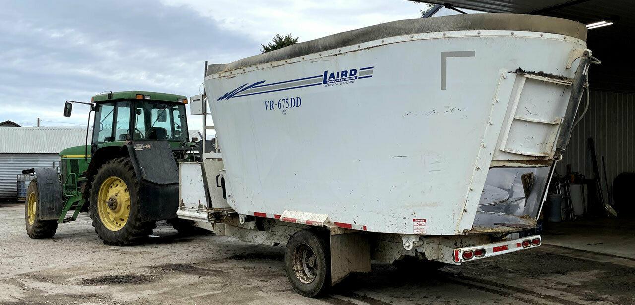 Laird Mixer Wagon
