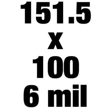 151 5x100 6mil