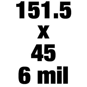 151 5x45 6mil