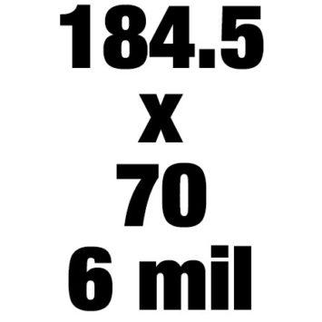 184 5x70 6mil