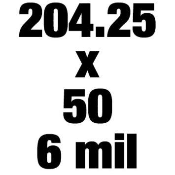 204 25x50 6mil