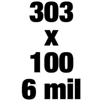 303x100 6mil