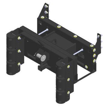 K125061 Cutter Bumper with Weight Bracket