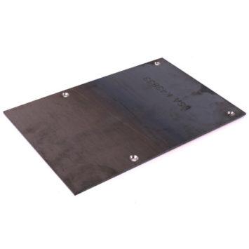 K43833 Spout Deflector Wear Plate
