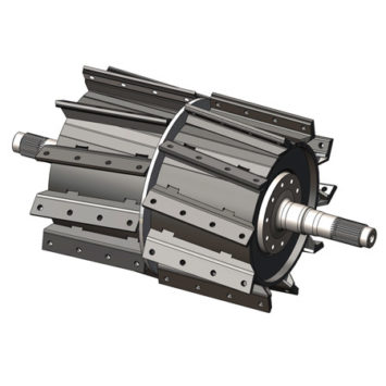 K4920 CON Cutter Drum Assembly