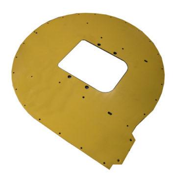 K84015418 Rear Fan Sheet