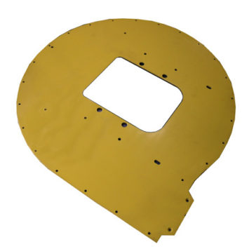 K84015418 Rear Fan Sheet