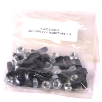 K9612878 BK Hardware Kit