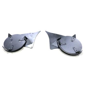 KK109357 Aggressive Deck Plate Kit 4
