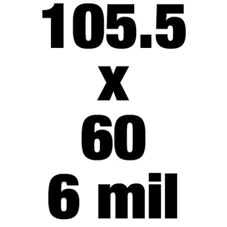 105 5x60 6mil