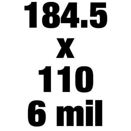 184 5x110 6mil