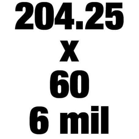 204 25x60 6mil