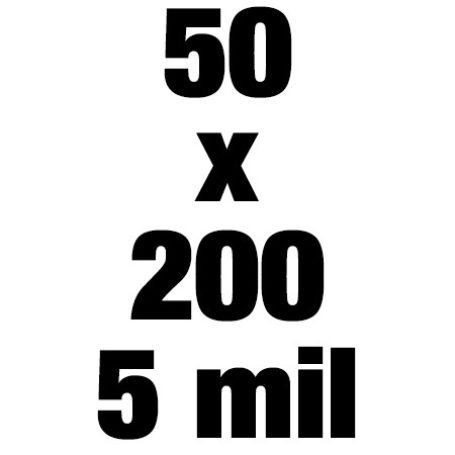 50x200 5mil