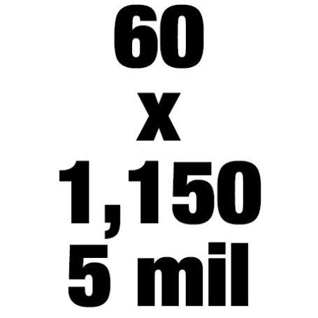 60x1150 5mil