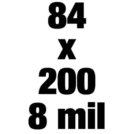 84x200 8mil