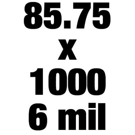 85 75x1000 6mil