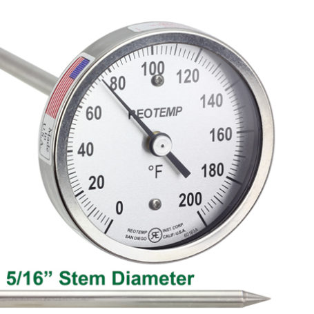 C00416 Compost Thermometer