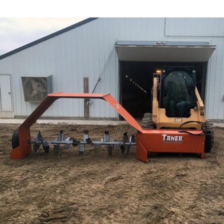CT0800 Kooima Skid Compost Turner 4