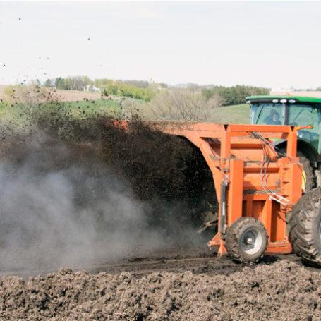 CT1400 Kooima Compost Turner 3