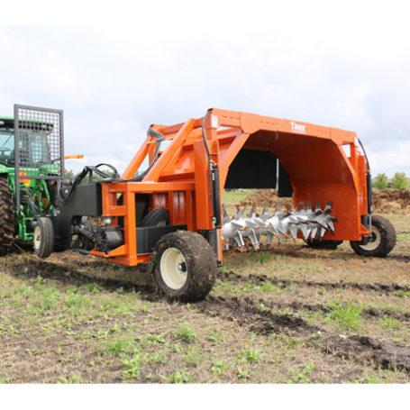 CT1400 Kooima Compost Turner 4