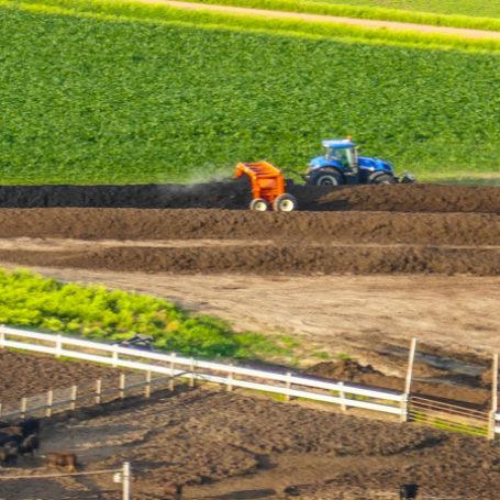 CT1400 Kooima Compost Turner 6