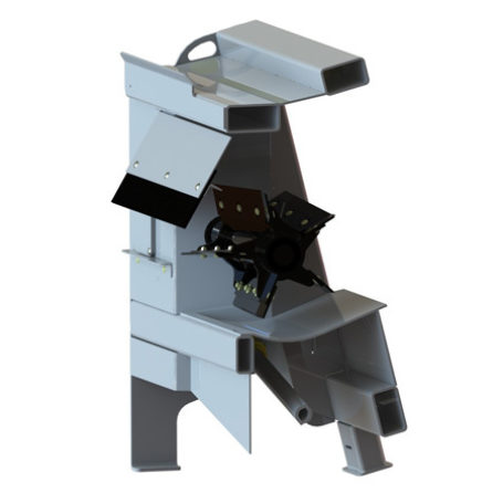 K00494 Header Adapter Side Shot