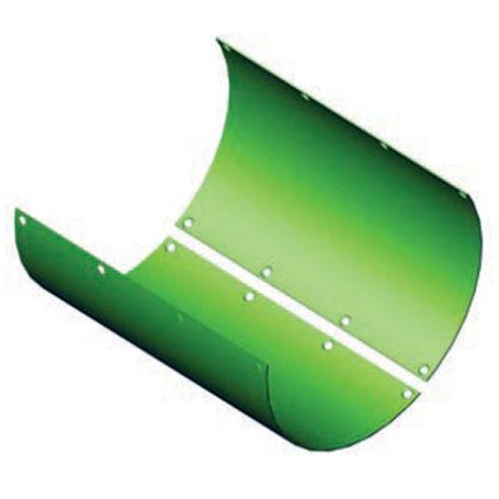 K0784970 WL Accelerator Housing Wear Plate Kit