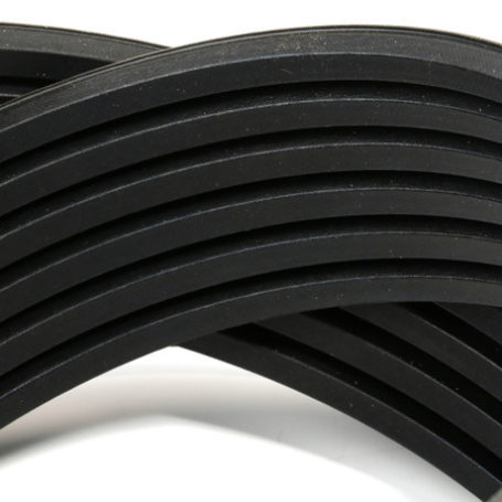 Rubber 1 Number of Band D/&D PowerDrive C25687 CASE IH Replacement Belt