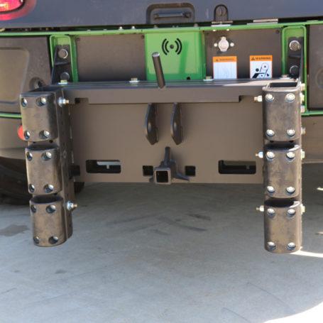 K125072 Cutter Bumper No Weight Bracket 2