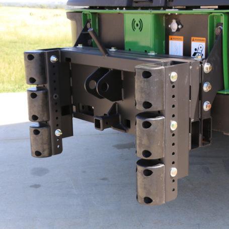 K125072 Cutter Bumper No Weight Bracket 3