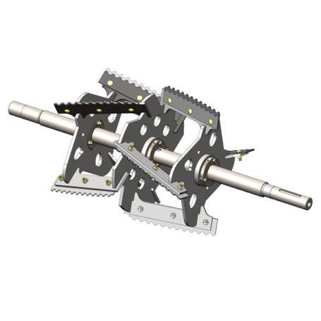 K1445204 Blower assembly