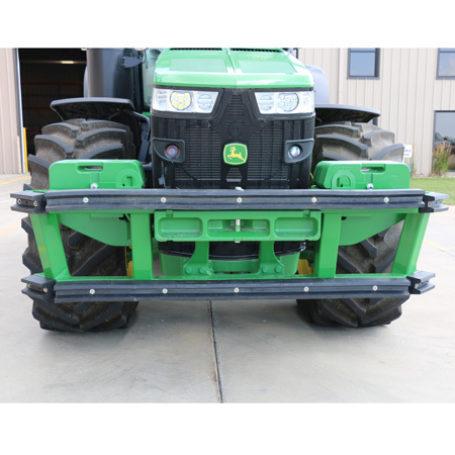 K251 JDT Tractor Bumper 1 4