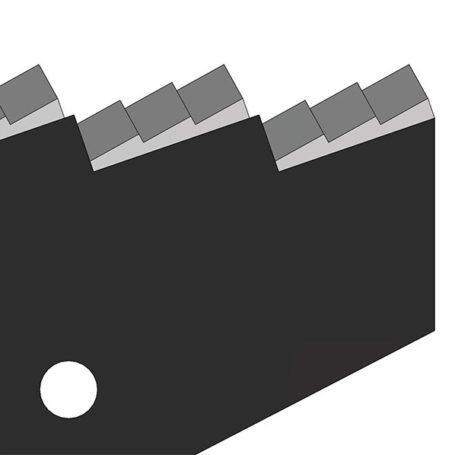 K385011 Mixer Knife Close UP