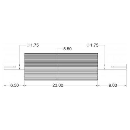 K46198 Measurements Top
