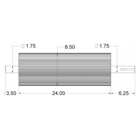 K46199 Measurements Bottom