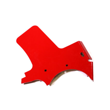 K86635943 LH Feed Roll Side Plate
