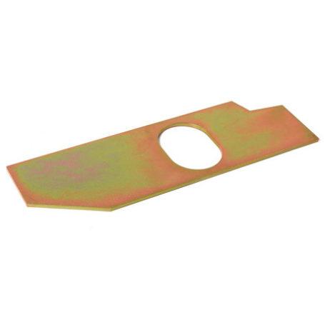 K9842540 Slider Wear Plate LH