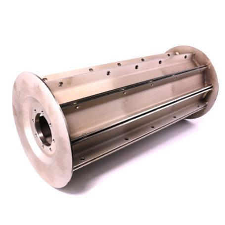 K9856280 Upper Front Feed Roll