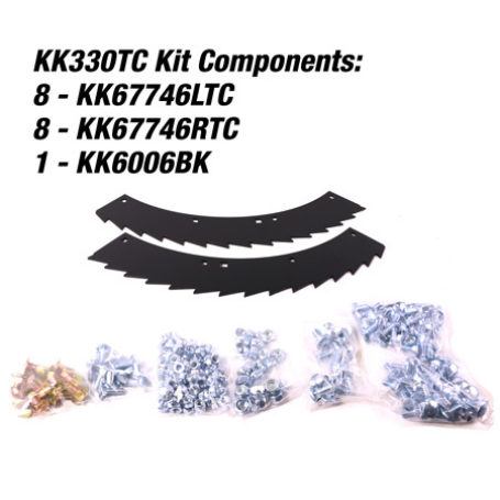 KK330 TC 4 Row Kit