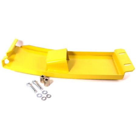 KK71879 Center Frame Skid Plate LH 2