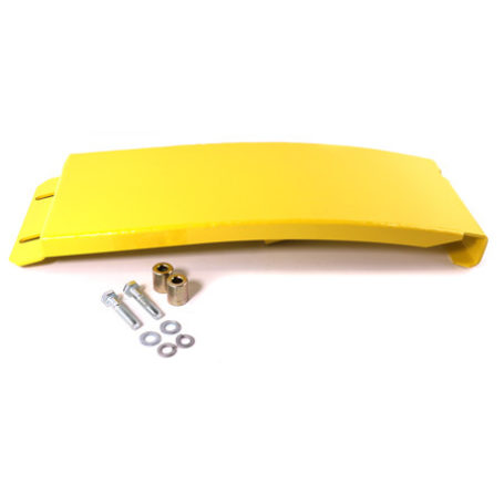 KK71880 Center Frame Skid Plate RH 2