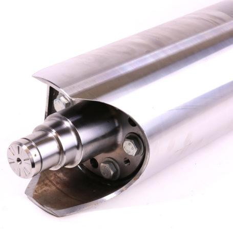 KR200294470 Lower Rear Feed Roll 2