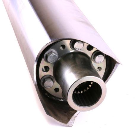 KR200294470 Lower Rear Feed Roll 3
