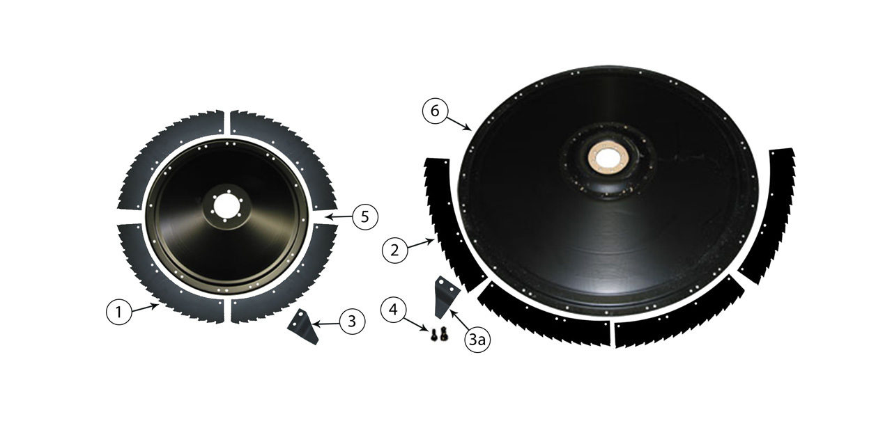 4500 Drum Assembly