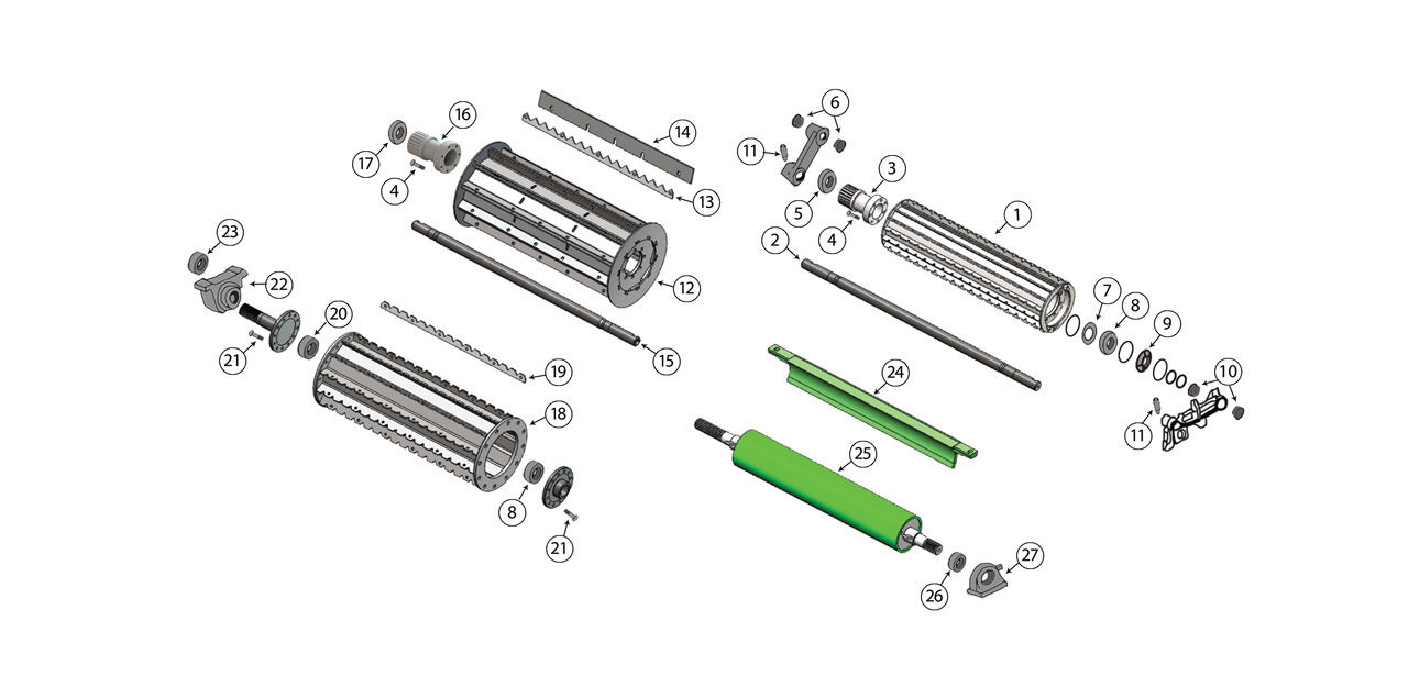 492-Feed-Roll-Assembly