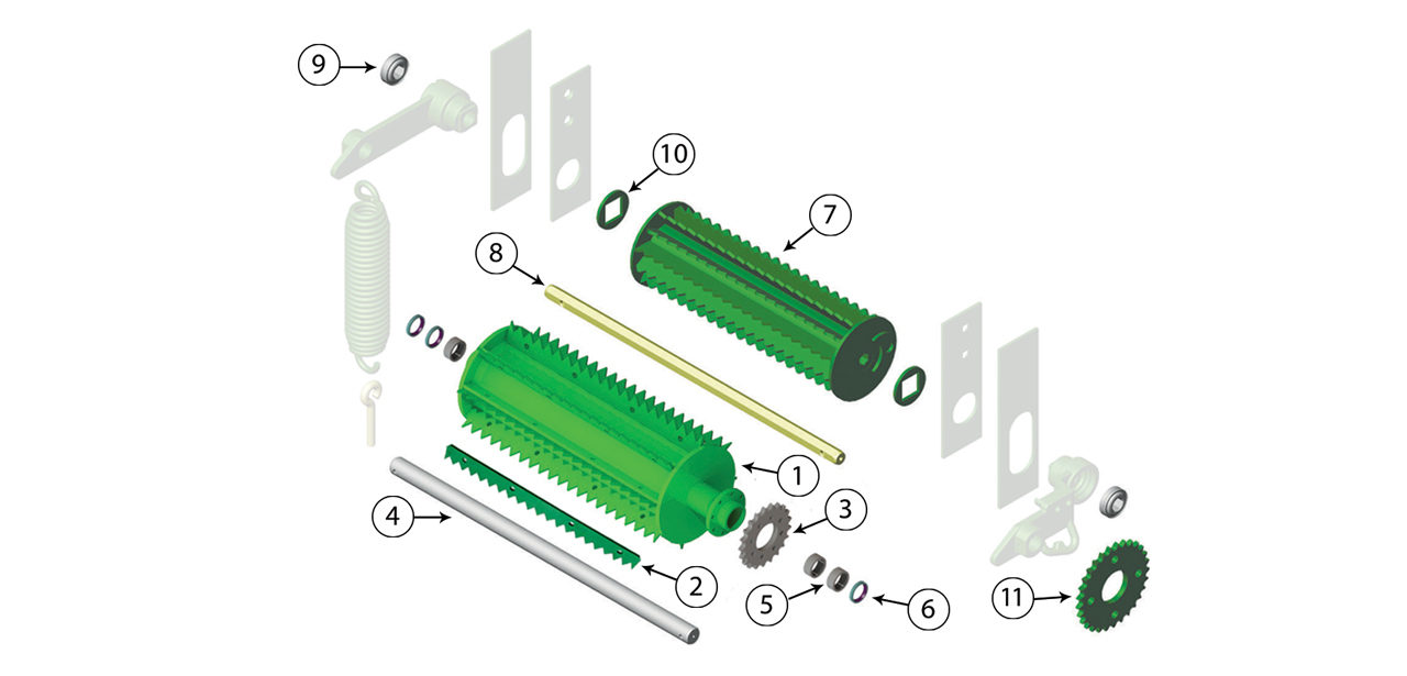 5420-Upper-Feedroll-Assembly