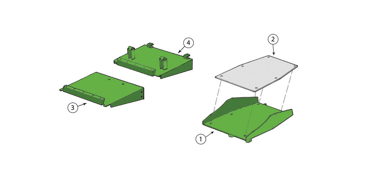 6610-6650-6710-6750-6810-6850-6910-6950-Grass-Chute-Assembly