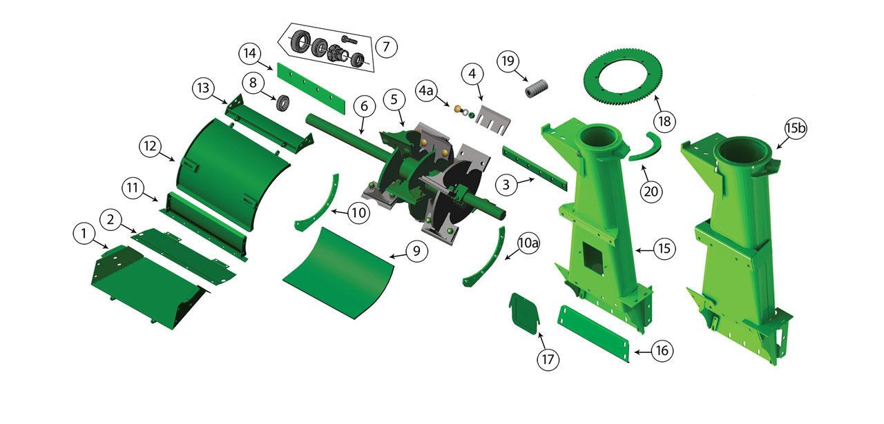 6650-6750-6850-6950-Blower-Assembly-Spout-Transition