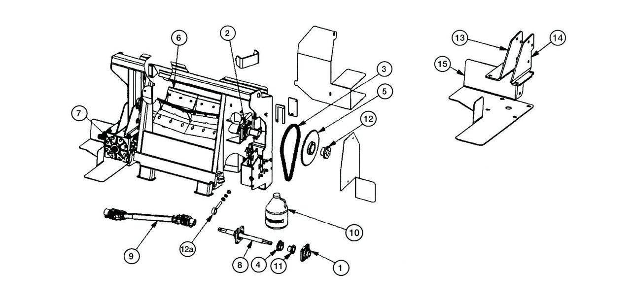 K00080-Adapter-Replacement-Parts